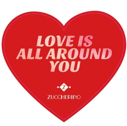 love is all around you