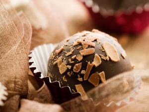 Σοκολατάκια με Πραλίνα