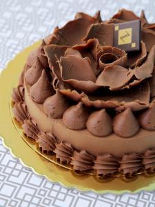 Μους Σοκολάτας