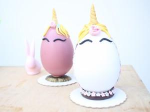 Σοκολατένια Αυγά Μονόκερος