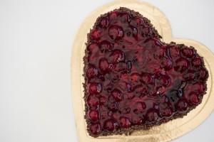 Τούρτα με Φρούτα του Δάσους