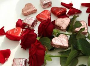 Σοκολατάκια Καρδιές