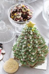 Χριστουγεννιάτικα Σοκολατάκια & Δέντρο