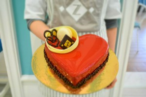 Happy Valentine's Cake 2